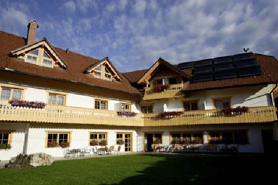 Garni Hotel Berc: Hotel Berc, Lake Bled, Slovenia