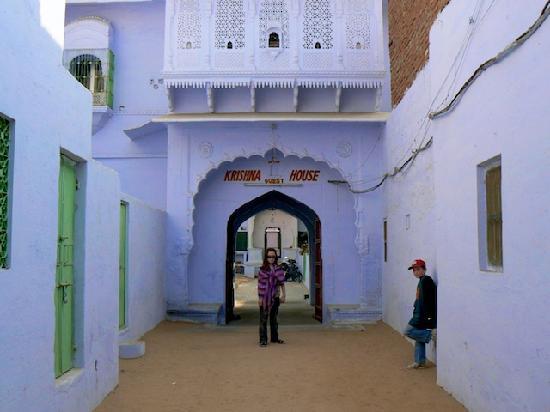 Hare Krishna Guest House : Krishna Guest House- Pushkar