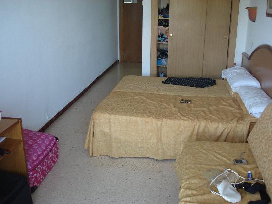 Hotel Condesa de la Bahía: Standard room