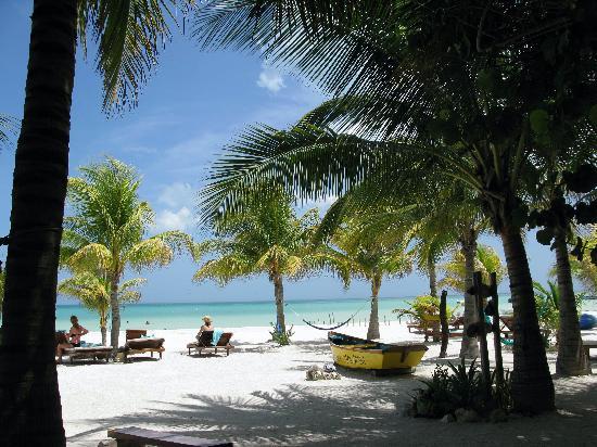 Holbox Hotel Mawimbi: posada mawimbi beachfront