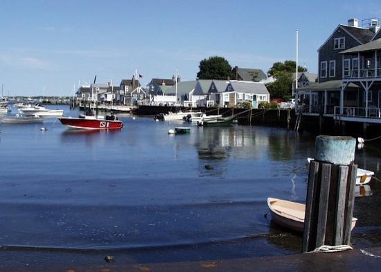 Nantucket, MA: Straight Wharf