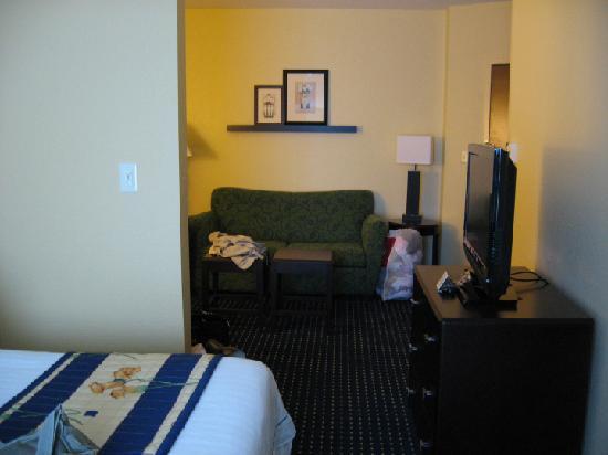 SpringHill Suites Erie: A Springhill suite