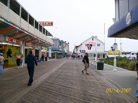 Ocean City Maryland Condos Near Boardwalk