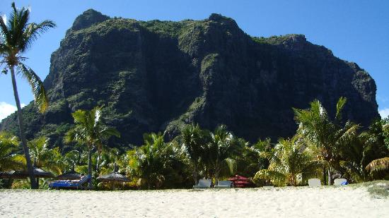 Dinarobin Beachcomber Golf Resort & Spa: Le morne