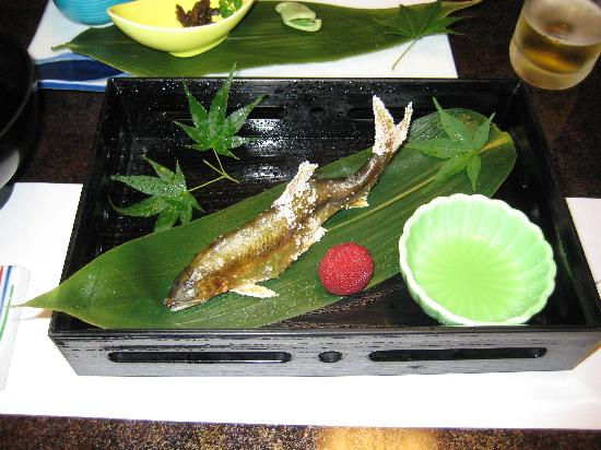 Traditional japanese food picture of kagihei kyoto for Ancient japanese cuisine