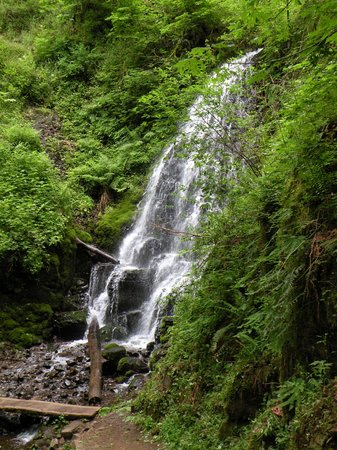 Hood River, OR: Fairy Falls