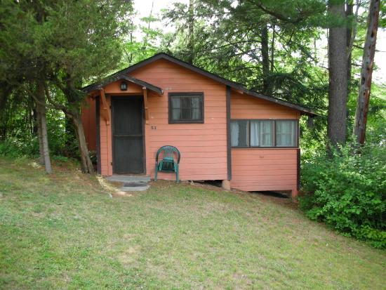 Cabin at Seneca Lodge