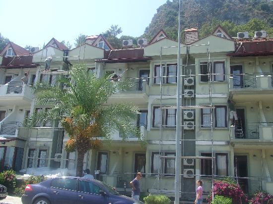 Ata Park Hotel: hotel facade
