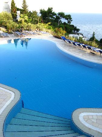 Hotel La Vega: La piscina