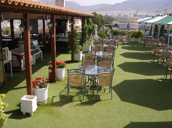 Glyfada, กรีซ: Emmantina Hotel