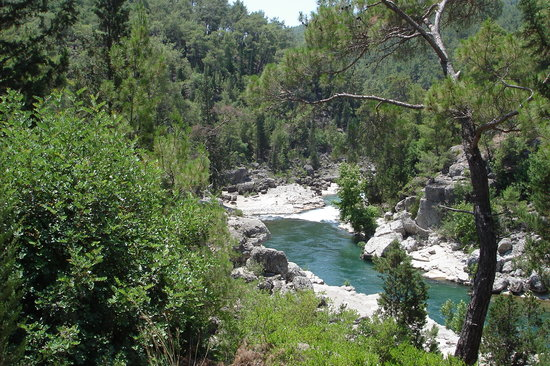Manavgat, Tyrkiet: Green Valley