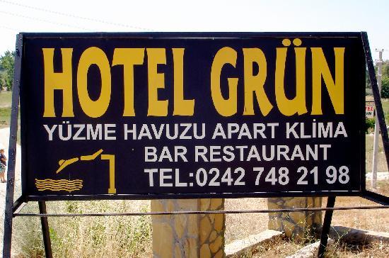 Manavgat, Turkey: Klein, aber fein - und sehr familär