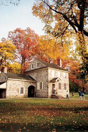 Valley Forge, PA: George Washington's Headquarters