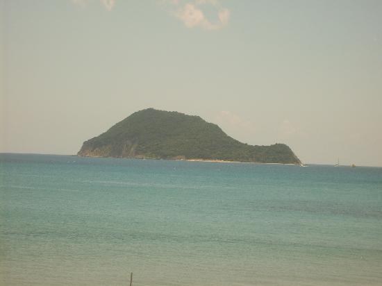 Agios Sostis, Griechenland: turtle island