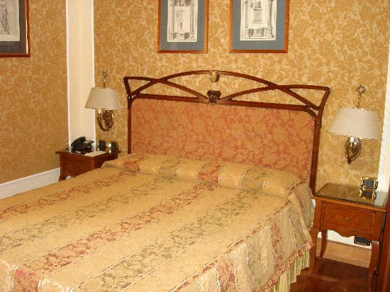 Villa Morgagni: Schlafzimmer