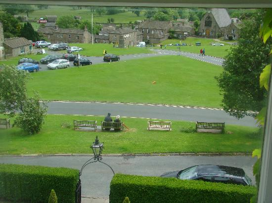 Reeth, UK: View of the Green