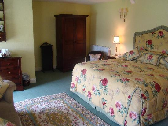 Reeth, UK: Our room the suite