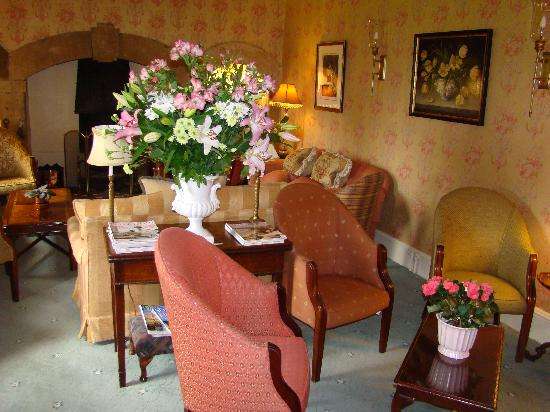 Reeth, UK: The Lounge
