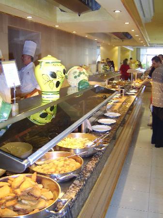 ClubHotel Riu Costa del Sol: Le restaurant