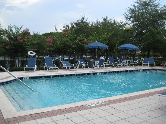 Extended Stay America - Orlando - Maitland - Summit: pool