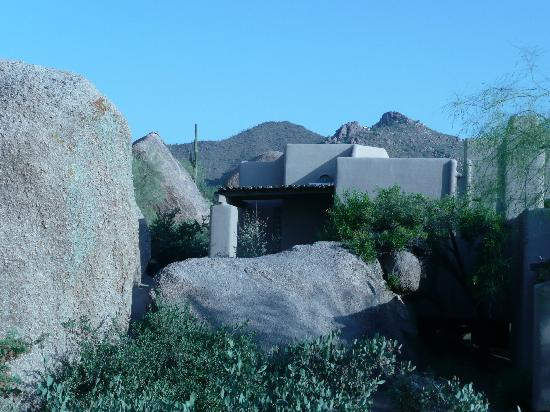 Boulders Resort & Spa, Curio Collection by Hilton: Our casita