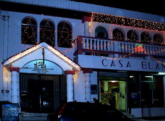Casa Blanca Guest House: Casa Blanca Christmas 2007