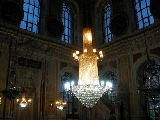 Istanbul, Turkey: Ortakoy Mosque