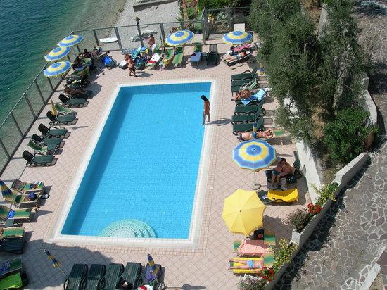Hotel Capo Reamol: super schoener Schwimmingpool