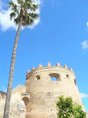 Azemmour, Maroc : rampart