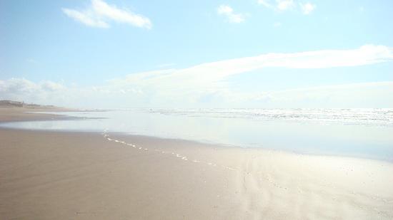 Azemmour, Marrocos: plage
