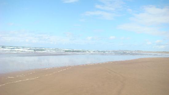 Azemmour, Maroc : plage