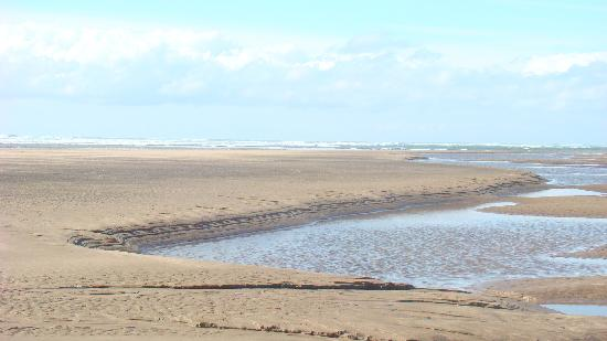 Azemmour, Marruecos: plage