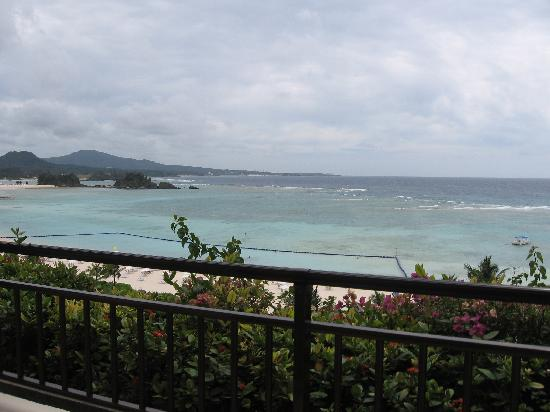 The Busena Terrace: View from room
