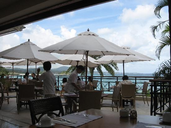 The Busena Terrace: Breakfast