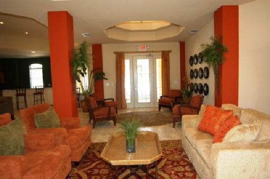Terrace Ridge Disney World: The Clubhouse Lounge1 (Free)