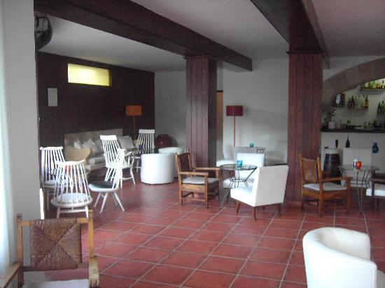 Hoposa Niu Hotel: very cool bar - very quiet tho