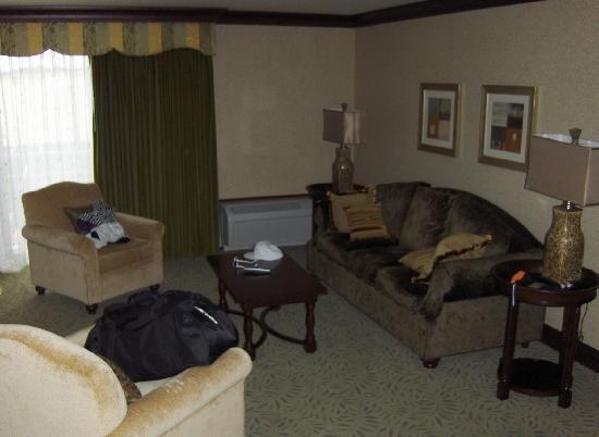 Three Rivers Casino Resort: main room