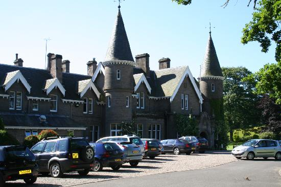 Ballathie House Hotel, main building July 2007