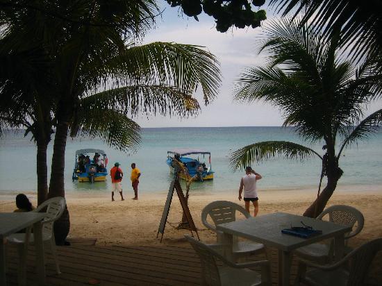 Bananarama Beach and Dive Resort: Ah, the beach