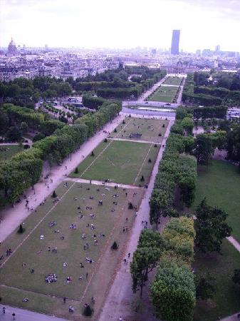 Best Western Hôtel Eiffel Cambronne : champ des mars