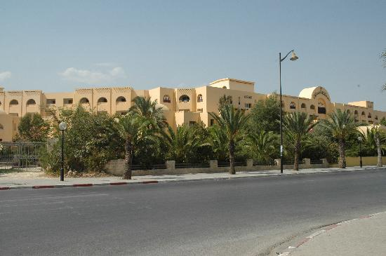 Chich Khan hotel : Vue de l'hotel