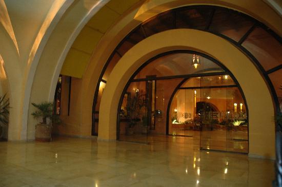 Chich Khan hotel : Entrée de l'hotel