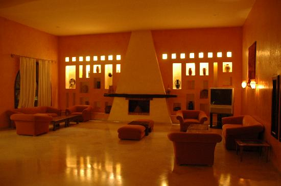 Chich Khan hotel : salon
