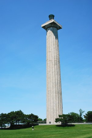 Put in Bay, OH: Perry's Monument