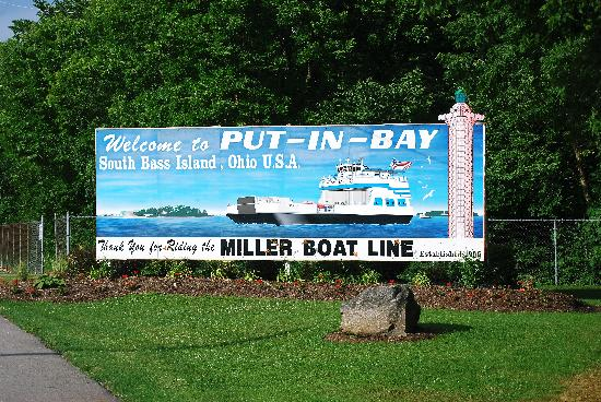 Put in Bay, Огайо: Welcome to Put-In-Bay!