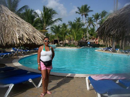 Tropical Princess Beach Resort & Spa: en la picina del tropical