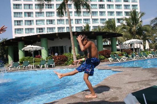 Sea Garden Nuevo Vallarta: Swimming Pool Photo Gallery