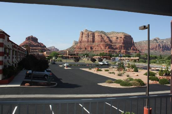 Bell Rock Inn: View of Bell Rock