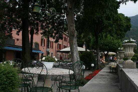 Bogliaco Hotel: la terrasse