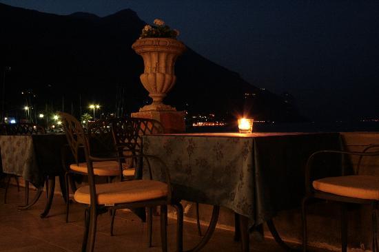 Bogliaco Hotel: pour un diner amoureux